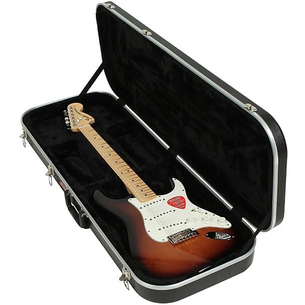 skb electric guitar case rectangular 1skb 6 reverb. Black Bedroom Furniture Sets. Home Design Ideas