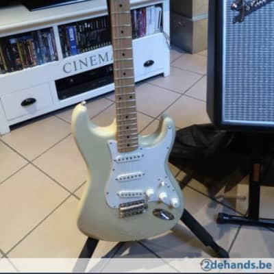 Fender Stratocaster Custom Shop NoNeck 60s Maple Neck NOS 2010 Vintage Blonde for sale