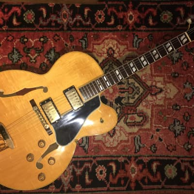 Gibson ES-350 T 1957 PAF Pick UPS! Natural Flame for sale