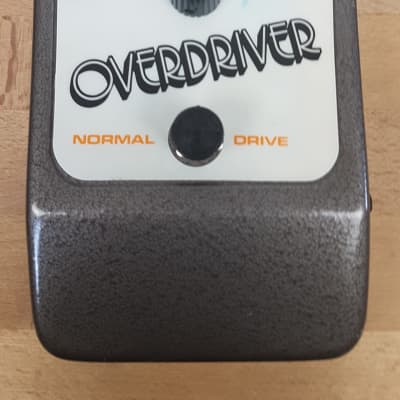 Colorsound Overdriver 1970s Grey for sale