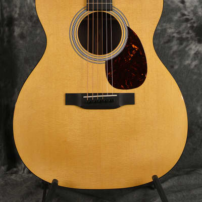 Martin OM-21 Orchestra Model Acoustic Guitar w Deluxe Hardshell Case & FAST n FREE Shipping included for sale