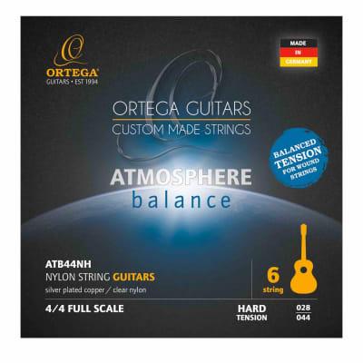 Ortega ATB44NH - Jeu de cordes guitare classique Atmosphere Balance - Tension forte for sale