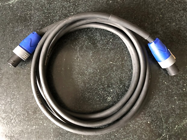 Livewire Elite 12g Speakon-Speakon 2-Pole Speaker Cable - | Reverb