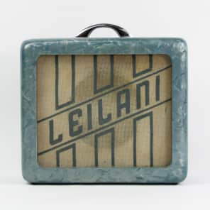 1948 Leilani Lap Steel Amp for sale