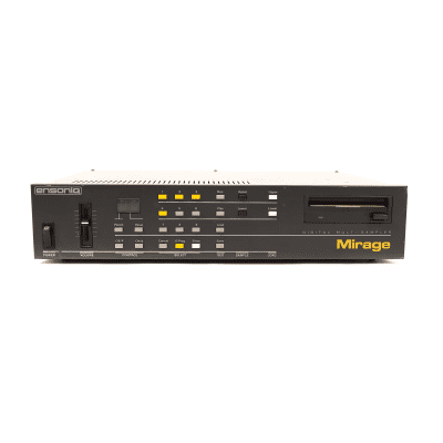 Ensoniq Mirage DMS-8 Digital Multi-Sampler 1985