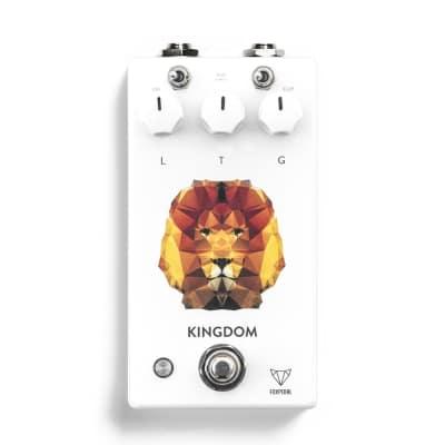 Foxpedal Kingdom V2 Transparent Overdrive Guitar Effects Pedal