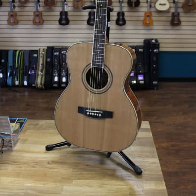Tanara TGC120ENT Acoustic Electric Grand Concert Guitar for sale