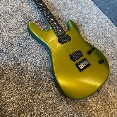 Carvin/Kiesel Bolt 2000s Green for sale