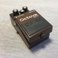 Boss OC-2 Octave Pedal