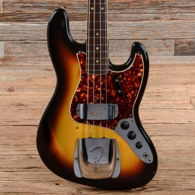 Fender Jazz Bass Sunburst 1966 (s316)