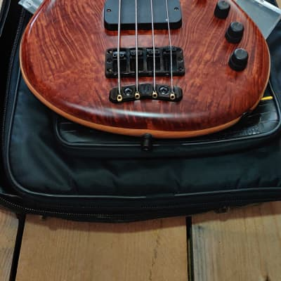 Warwick Thumb Bolt-On 4 Limited 2013, Yin Yang Inlays, active, Long Scale USED 2013 for sale