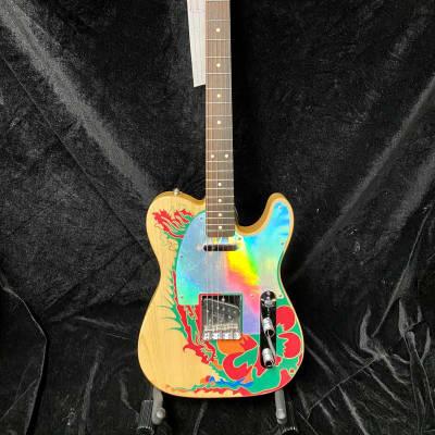 Fender Jimmy Page Dragon Telecaster, Rosewood Fingerboard, Natural