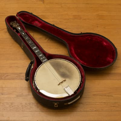 1929 Bacon & Day Rhythm King Special Style No.2 Tenor Banjo for sale