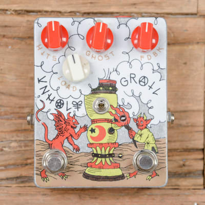 Abominable Electronics Unholy Grail Delay/Boost