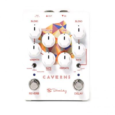 Keeley Caverns Delay Reverb V2 Guitar Effect Pedal