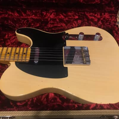 Fender Custom Shop '51 Reissue Nocaster Journeyman Relic for sale