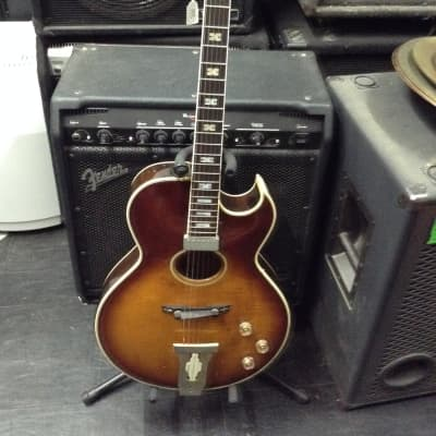 Electra SLM Howard Roberts archtop electronics 1977 sunburst for sale