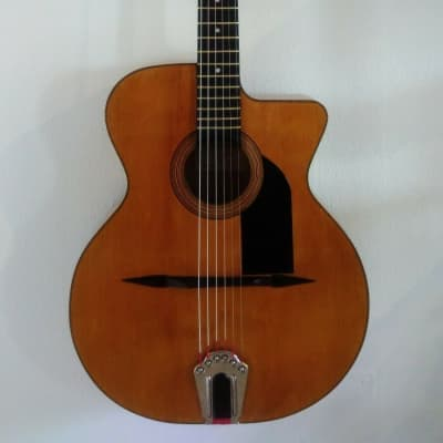 1955 Favino Gypsy Jazz Django Acoustic Guitar for sale