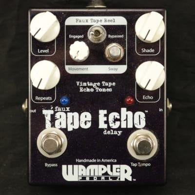 USED Wampler Faux Tape Echo (010)