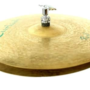 "Turkish Cymbals 15"" R&S Series Rhythm & Soul Hi-Hat RS-H15 (Pair)"