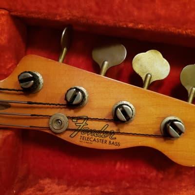 Fender Telecaster Bass 1970 Blonde for sale