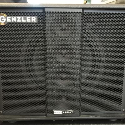Genzler BA12-3 1x12 Cab (Pre-Owned) for sale