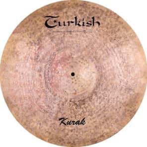 """Turkish Cymbals 20"""" Custom Series Kurak Ride K-R20"""