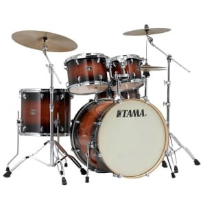 "Tama CL52KSMHB Superstar Classic Maple 8x10"" / 9x12"" / 14x16"" / 18x22"" / 6.5x14"" 5pc Shell Pack"