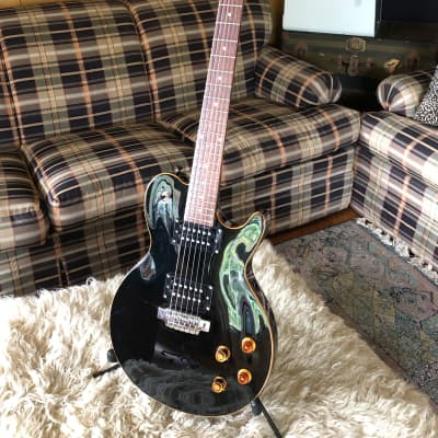Line 6 JTV-59 James Tyler Variax Modeling Electric Guitar Black for sale