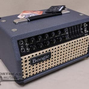 Mesa Boogie Mark V:25 Amp Head - British Slate Bronco, Wicker Grille for sale
