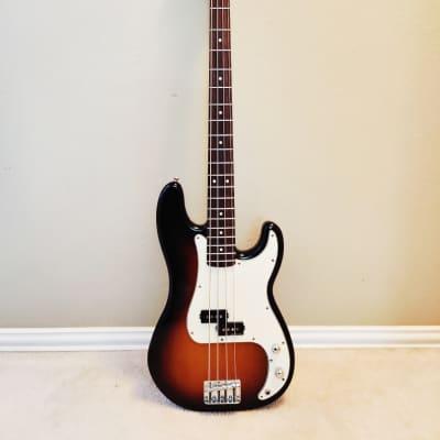 Fender Standard Precision Bass MIM (Upgraded Seymour Duncan) for sale