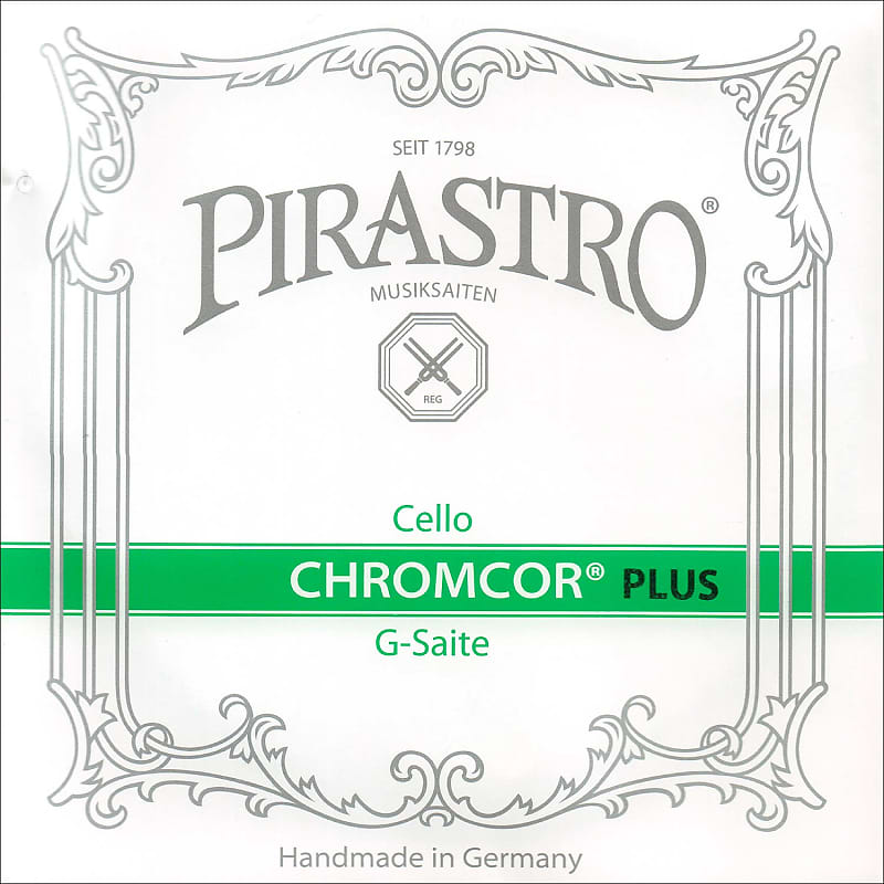 Pirastro Piranito Cello  G  String 4//4 Medium