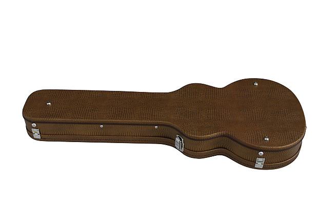 0214778582c Description; Shop Policies. Wood Construction; Tough textured vinyl  surface; Copper Alligator Skin ...