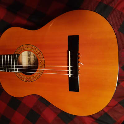 Carlo Robelli CC-612 Classical Nylon Guitar 1/2 Sizes for sale