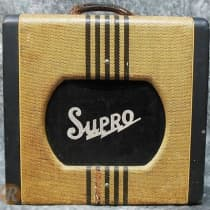 Supro Chicago 51 1957 Tweed image