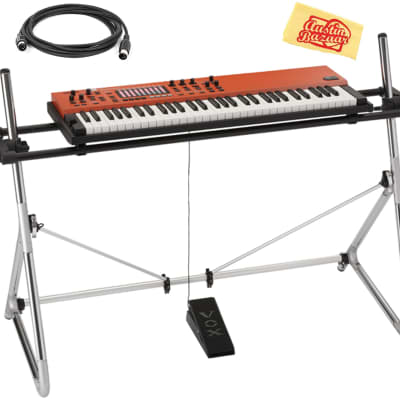 Vox Continental 61-Key Performance Keyboard w/ Stand