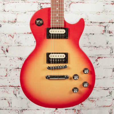 Epiphone Les Paul Studio LT Electric Guitar Heritage Cherry Sunburst x0243