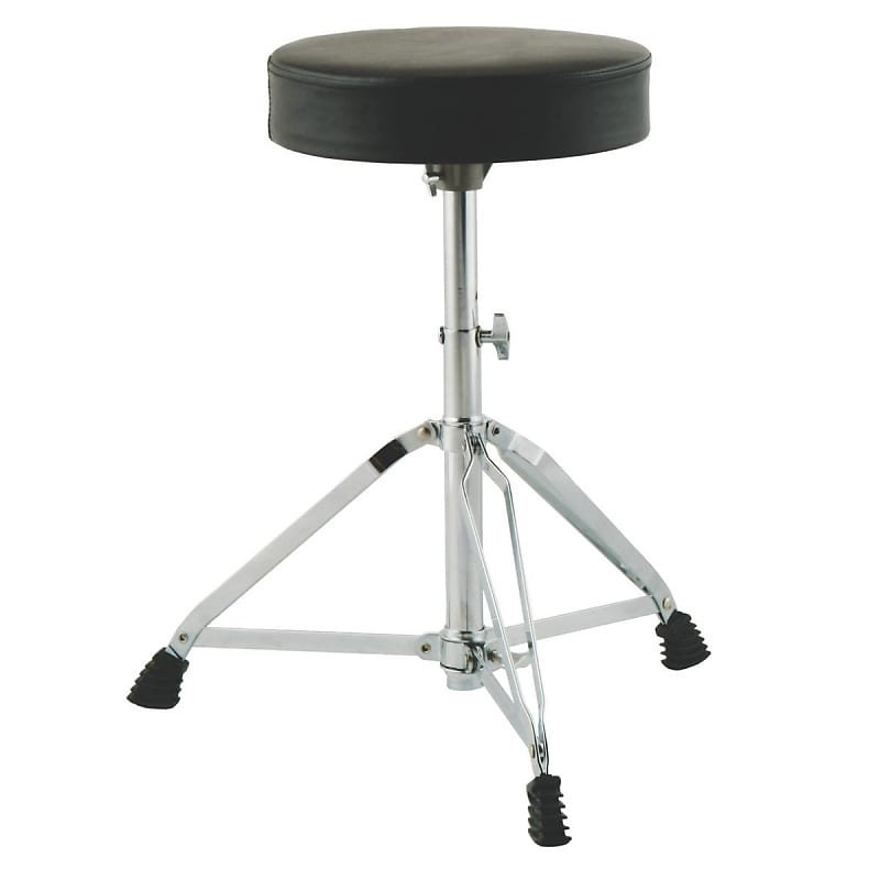 On-Stage MDT2 Double-Braced Drum Throne