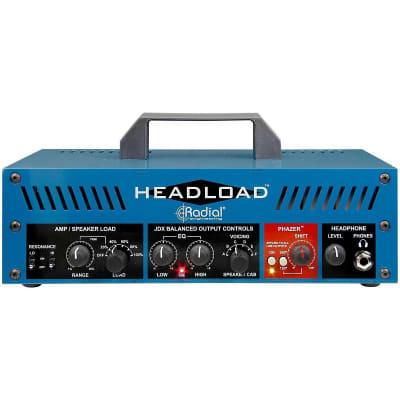 Radial Headload V8 Speaker Load Box with Cab Simulator Amp Load Box 8 Ohm