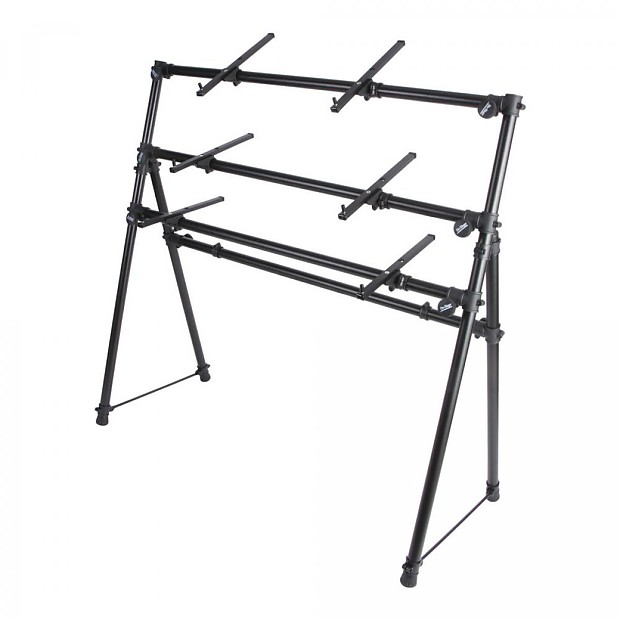 On-Stage Stands KS7903 3-Tier A-Frame Keyboard Stand | Reverb