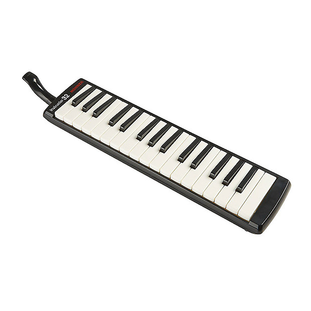 Hohner 32B Piano-Style Melodica Black
