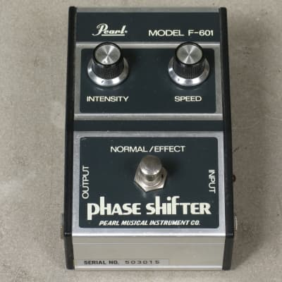 Pearl Model F-601 Phase Shifter for sale