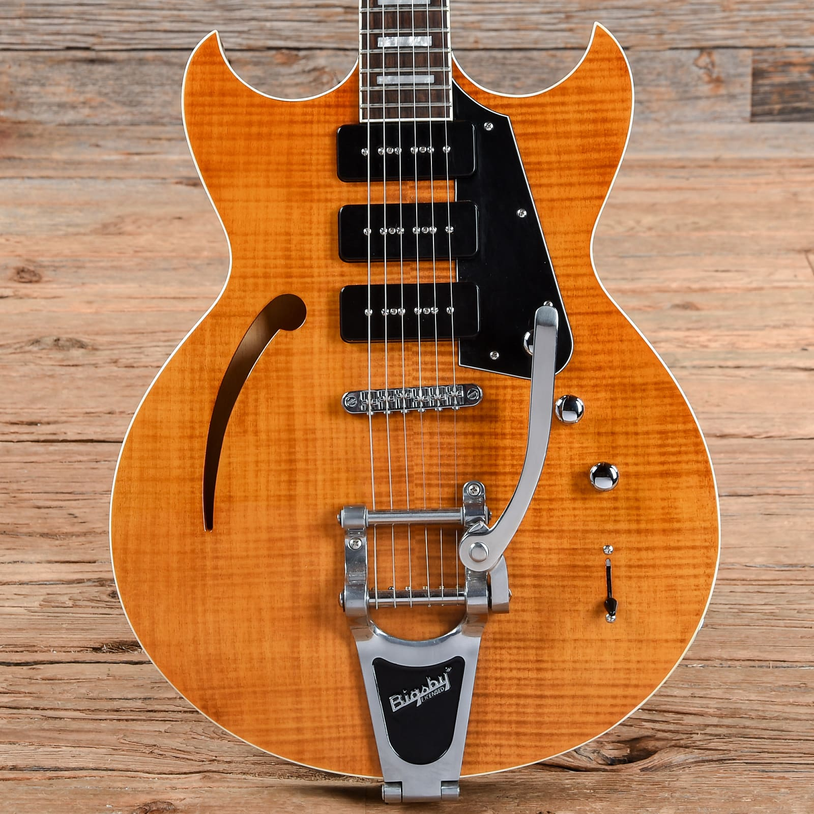 Sold reverend manta ray 390 | the gear page.