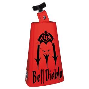 Latin Percussion LP007-BDN2 Bell Diablo Mountable Rock Cowbell