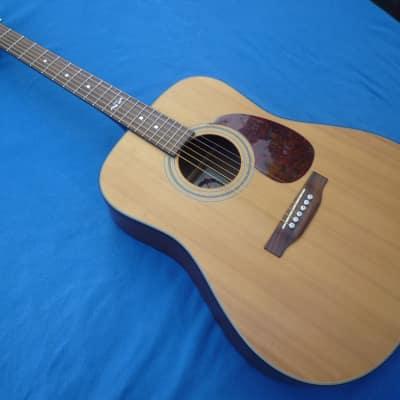 Alvarez 5211 Regent Deluxe Acoustic 6 String Guitar Korea w/ Case Local  Pickup Boston Only for sale