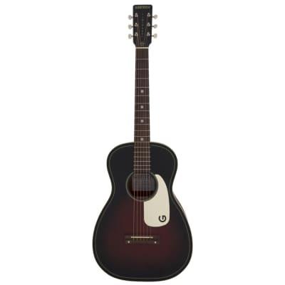Gretsch G9500 Jim Dandy Flat Top Parlor Acoustic Guitar in Two-Tone Sunburst