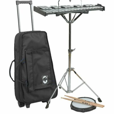 CB Percussion Traveler Percussion Kit 32 Note with Backpack/Carrying Bag - 8676