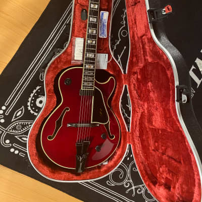 Ibanez GB 15 transparent red for sale