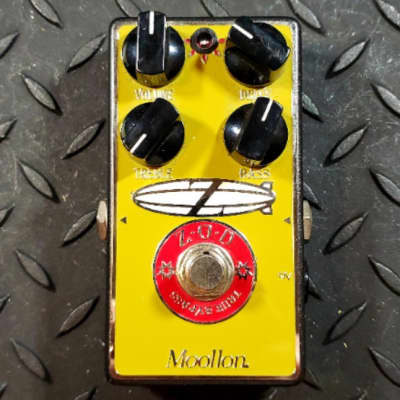Moollon Z.O.D. Zeppelin Overdrive FREE SHIPPING for sale