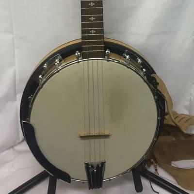 Gold Tone CC-100R Cripple Creek 5-String Resonator Banjo